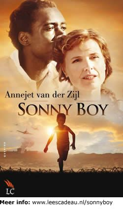"""Boek """"Sonny Boy"""" van Annejet van der Zijl   ISBN: 9789038887425, verschenen: 2010, aantal paginas: 220"""