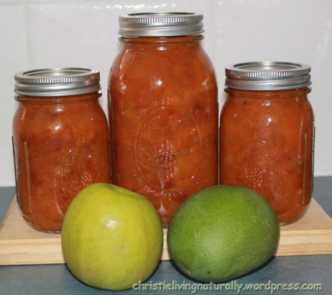 A Delicious Mango Chutney Recipe