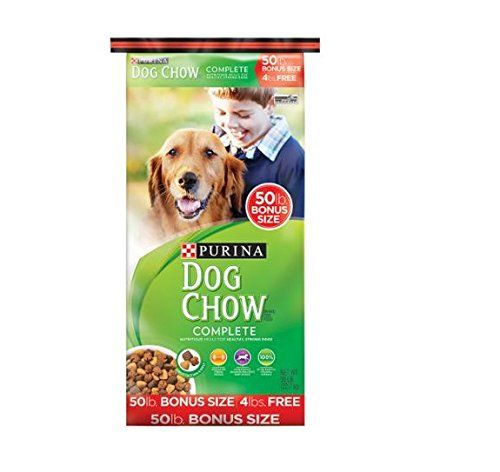 Purina Dog Chow Complete Dog Food Bonus Size  Lbs