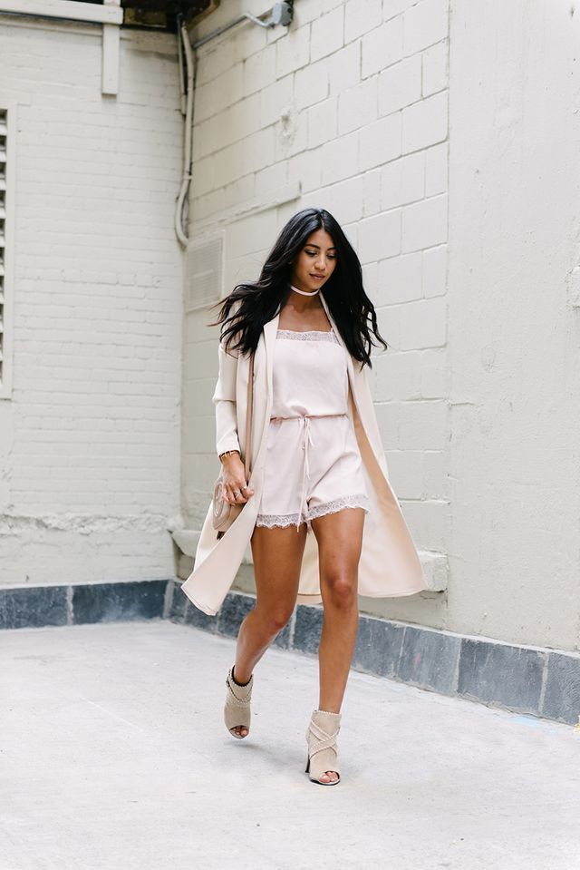 Chic Summer Rompers