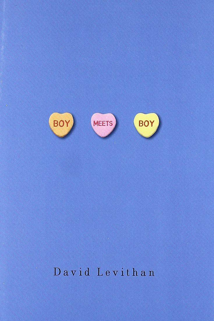 Boy Meets Boy by David Levithan: a witty and sparky look at first love and friendship, from a gay teenage boy.