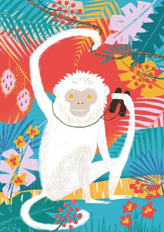 A Soltar!!! en el Año del Mono de Fuego, los cambios son buenos vacía tu alma de los demonios y abre las puertas para la felicidad.