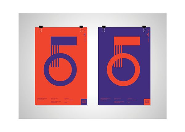 Affiches Lancement Pica N°5 on Behance