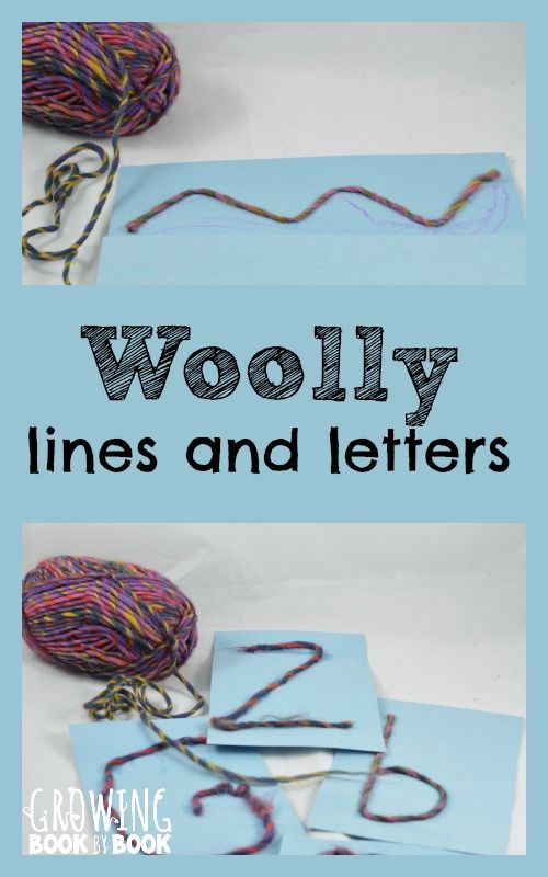Writing activities for preschoolers takes a fun woolly twist with this fun pre-writing and writing activity to compliment the rhyme Baa Baa Black Sheep.