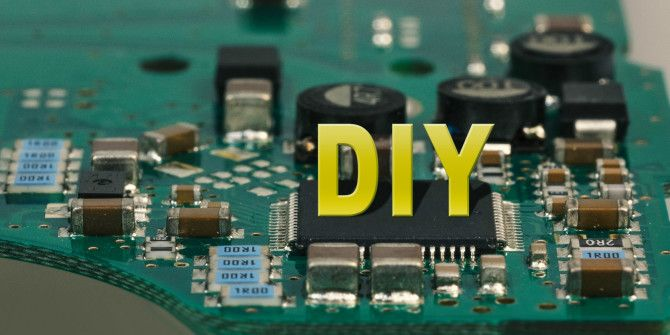 Get Started On DIY Electronic Projects with These Learning Sites