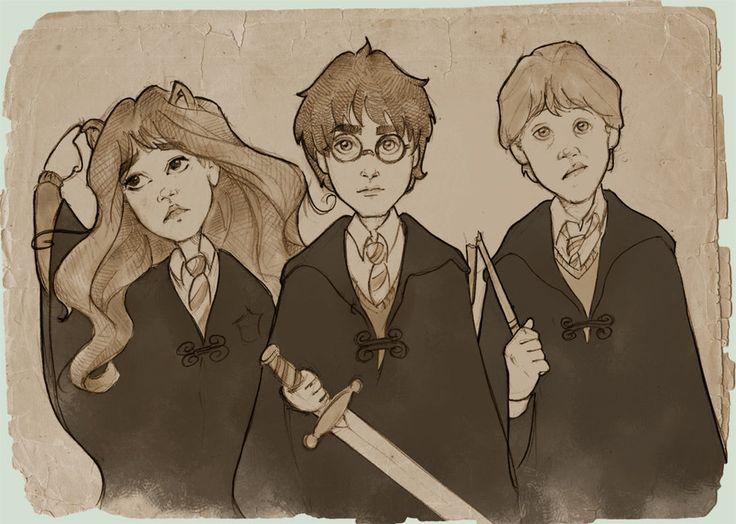 ron hermione essay Hermione granger/ron weasley ¿puede haber algo peor en el mundo que hermione yendo al baile de but every time he saw granger and weasley in the papers.