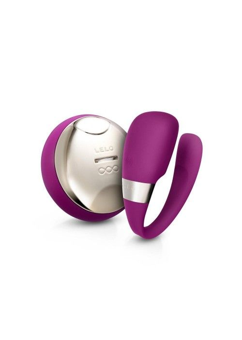 LELO Tiani 3 Couples Vibrator Deep Rose