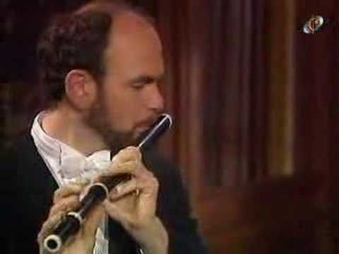 Bach - Bwv1067 Orchestral Suite - 07 - Badinerie - YouTube