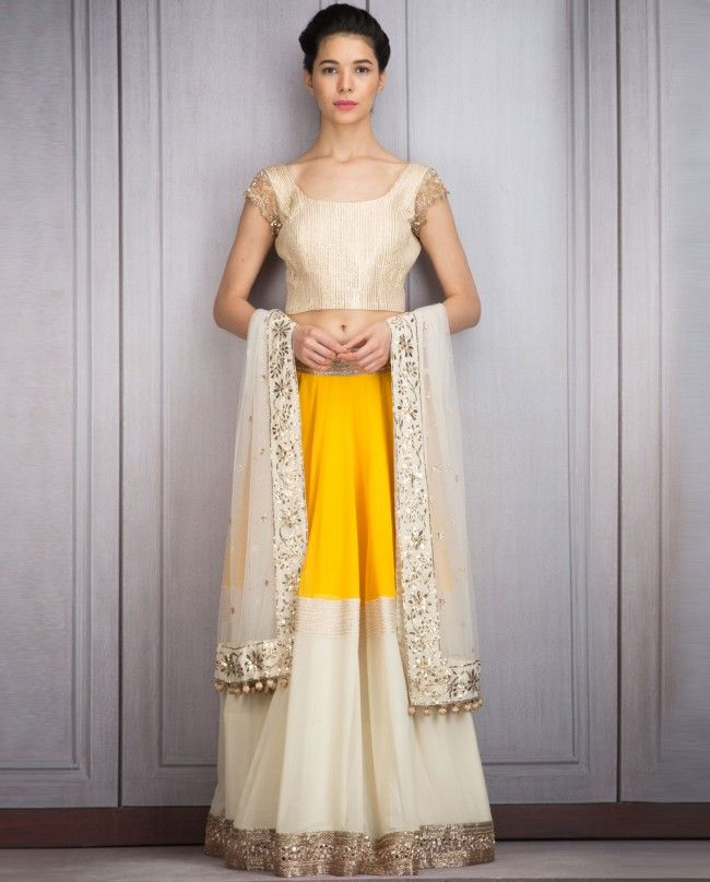 Latest Embroidered Lengha Designs By Manish Malhotra   PK Vogue