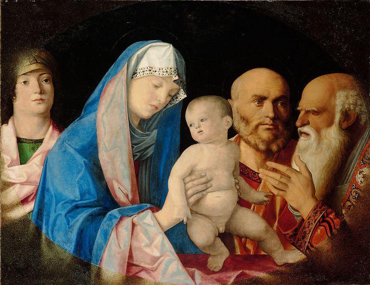 um 1490/1500, Künstler:Giovanni Bellini, , Kunsthistorisches Museum Wien, Gemäldegalerie