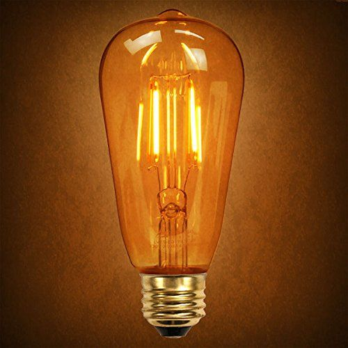 30w Equal Led Filament Edison Bulb Soft White Dimmable Archipelago Lighting Http