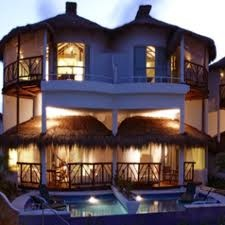 A very romantic resort! El Dorado Royale