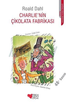 Charlie'nin Çikolata Fabrikasi – Roald Dahl (Resimli ve Resimsiz, PDF+EPUB+MOBI)