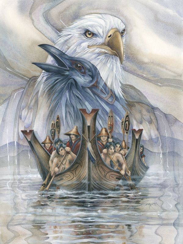 Bergsma Gallery Press::Paintings::New Images 2013::Spirit Journey - Prints