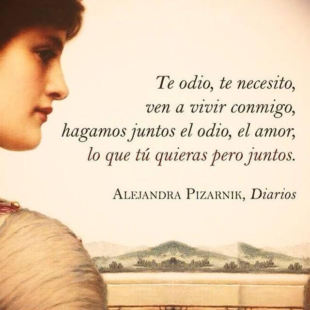 〽️ Alejandra Pizarnik