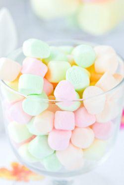 Pastels Marshmallows
