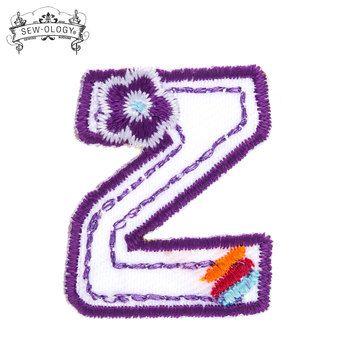 Letter Patch - Z