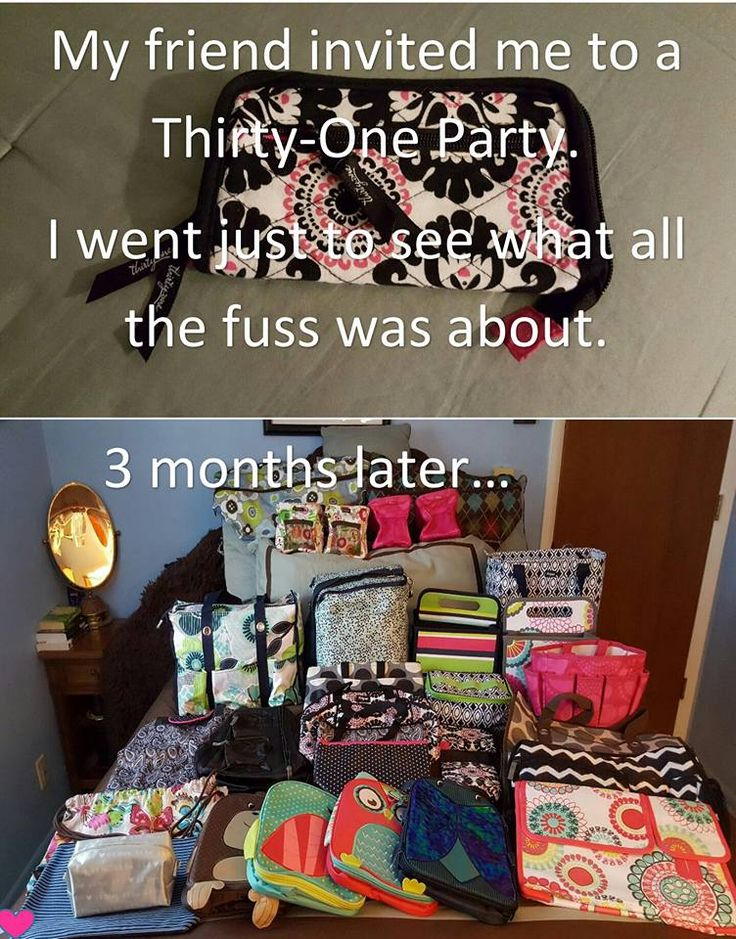 Thirty-One Products I Own :D / Kelly Bisconti / www.mythirtyone.com/bisconti / https://www.facebook.com/groups/VIP31Bisconti/