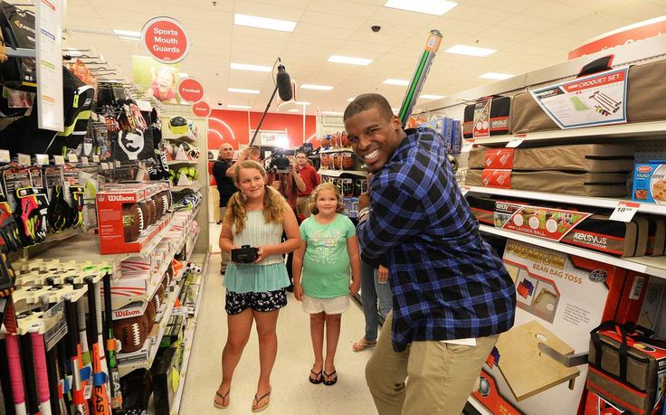 New dad Cam Newton surprises fans with Father's Day shopping help