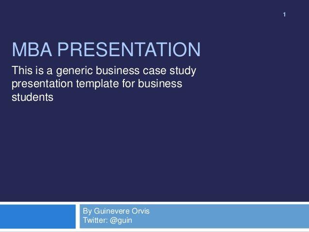 private equity case study presentation sarah sobieski private