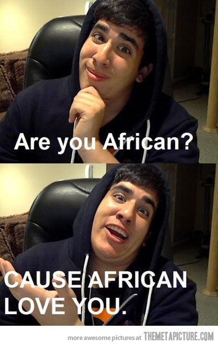 funny-are-you-African-pick-up-line
