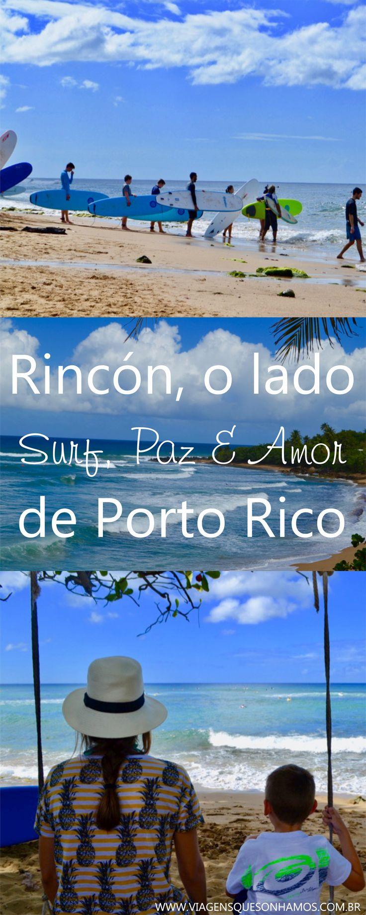 Surf em Porto Rico. Dicas de. passeios e roteiro em Porto Rico.