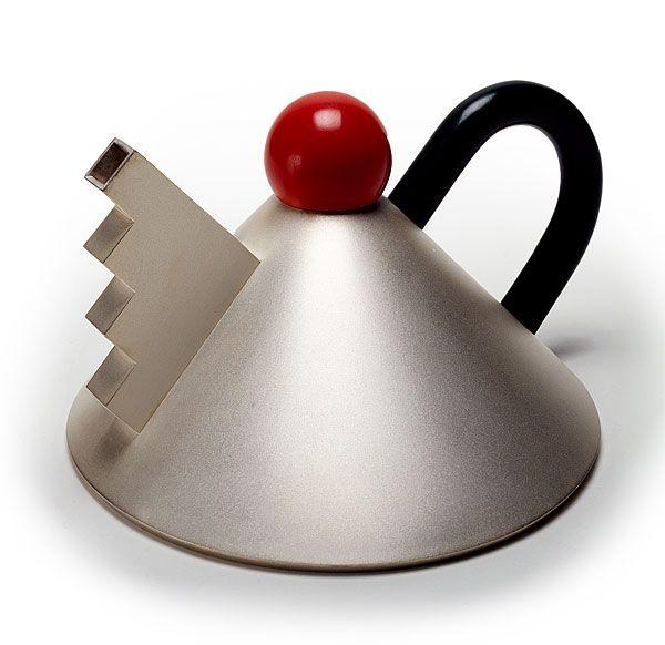 Teapot / Frank Bauer / 1985-86. @Deidra Brocké Wallace