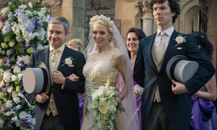 Sherlock 3×02 The Sign of Three