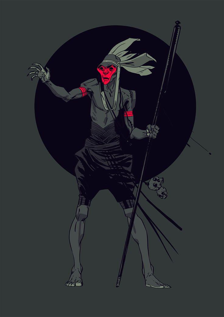 AV_28 the RAINMAKER, Avandu Vosi on ArtStation at https://www.artstation.com/artwork/ZVVwG