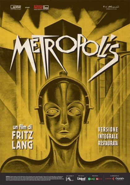 Metropolis (1927) - Film - Trama - Trovacinema