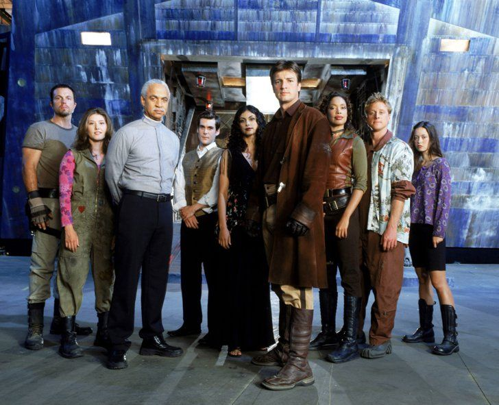 Pin for Later: 23 TV Shows That Have Been Brought Back From the Dead Firefly