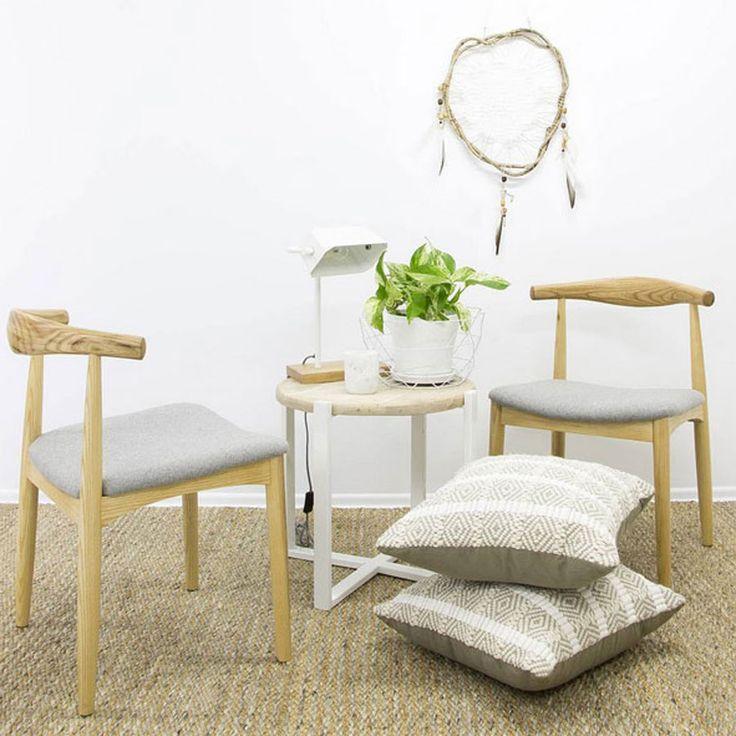 'Kiru' Cushion featured in @Tailoredspaceinterior styleshot #loveKas