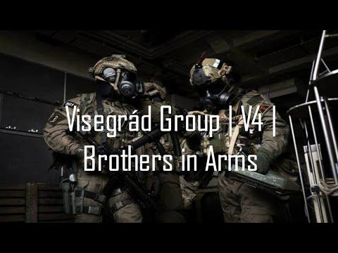 Visegrád Group | V4 | Brothers in Armsᴴᴰ