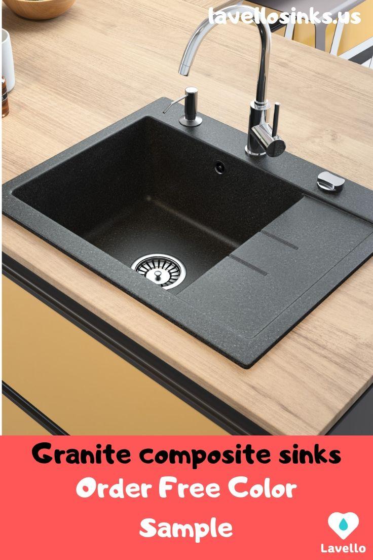 Granite Composite Drop In Single Bowl