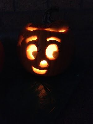 Enoah's world: Cute halloween pumkin! :D