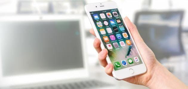 ما هي فوائد الهاتف ما أهمية الهاتف في حياتنا محتويات من فيسبوك In 2020 Mobile App Design Mobile App Icon Mobile Phone Deals