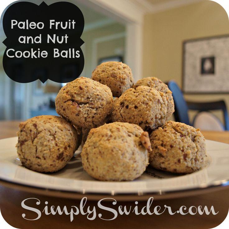 Primal Blueprint Nutty Strawberry Protein Balls Recipe — Dishmaps