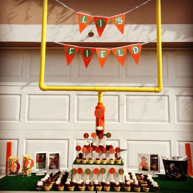 14 Best Sports Party Ideas Images On Pinterest