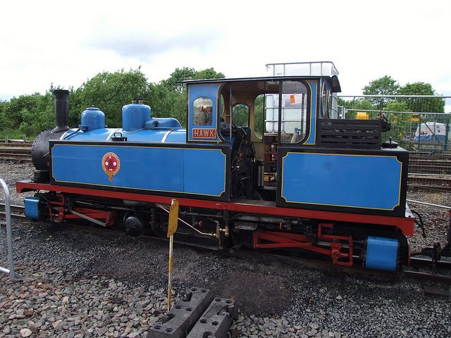 Kirlees Light Railway 'Kitson-Meyer' Hawk at RailFest, National Railway Museum (08/062012) | Flickr - Photo Sharing!