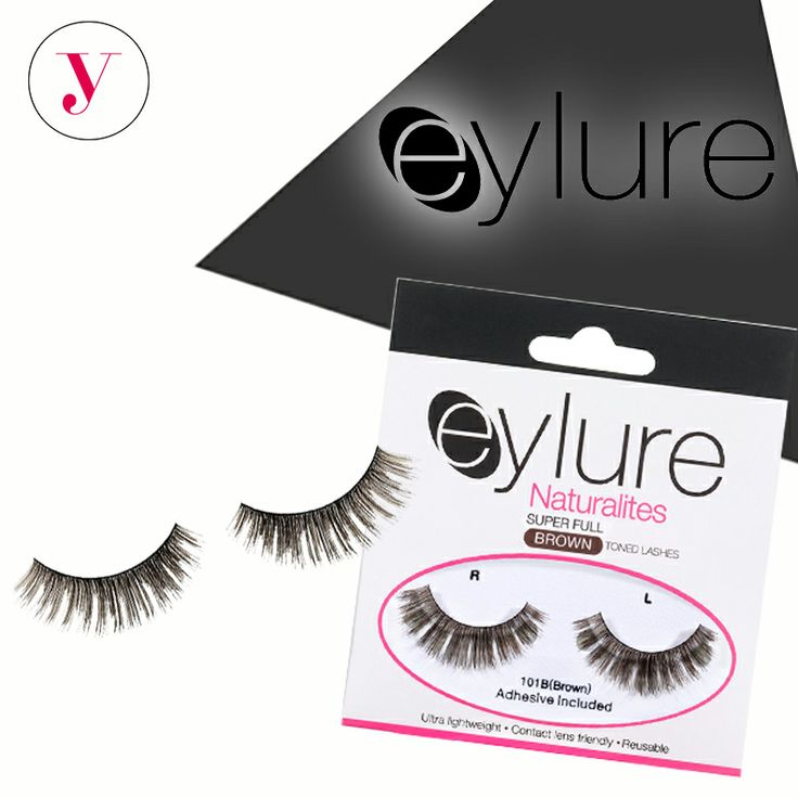Lo sguardo è il migliore alleato di ogni donna… Rendilo più seducente! http://www.vanitylovers.com/brands/eylure/eylure-super-full-lashes-101-brown.html?utm_source=pinterest.com&utm_medium=post&utm_content=eylure-101&utm_campaign=pin-vanity
