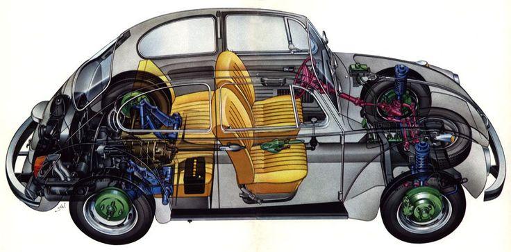 Vw 1302s Super Beetle Air Cooled Vw S Pinterest