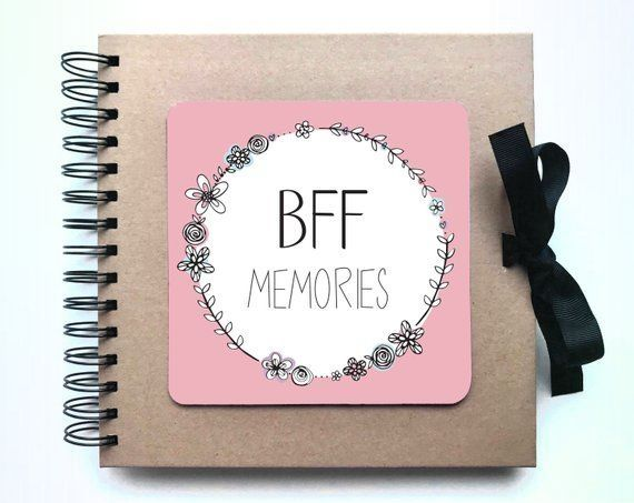 Premier Stationery Memoirs A4 Scrapbook