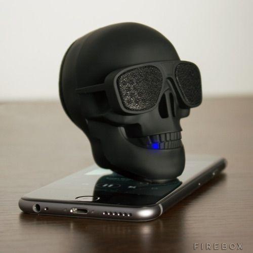 AeroSkull Nano Bluetooth Speaker