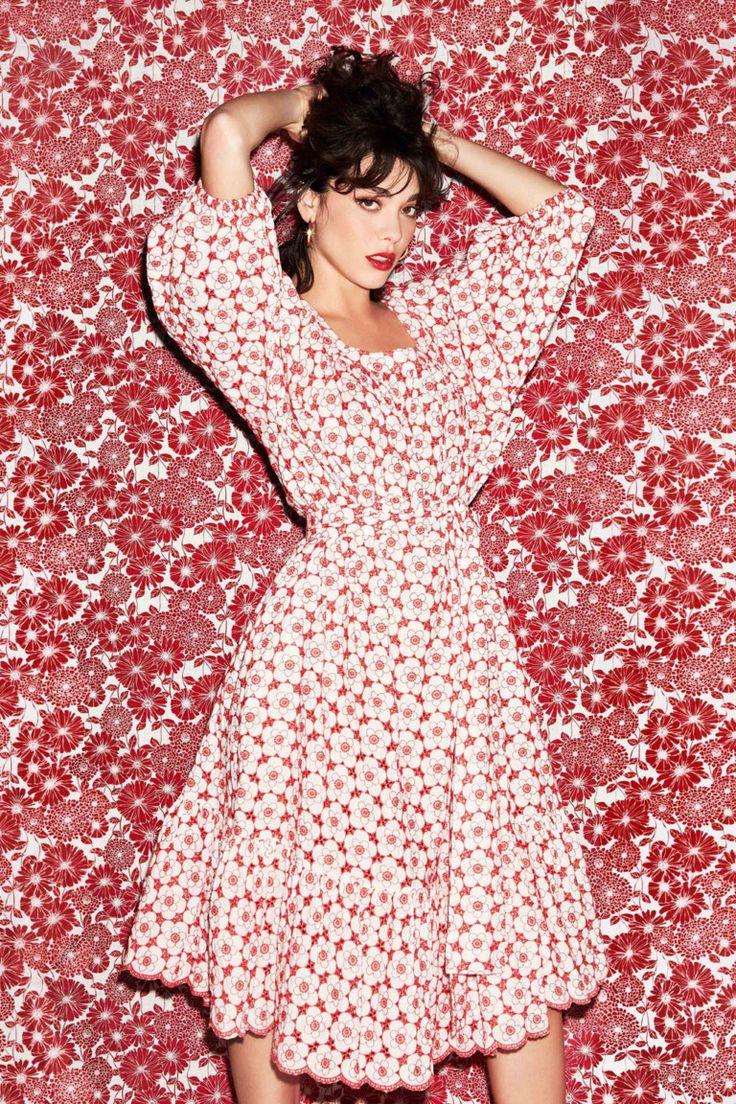 Lisa Marie Fernandez  #VogueRussia #resort #springsummer2018 #LisaMarieFernandez #VogueCollections