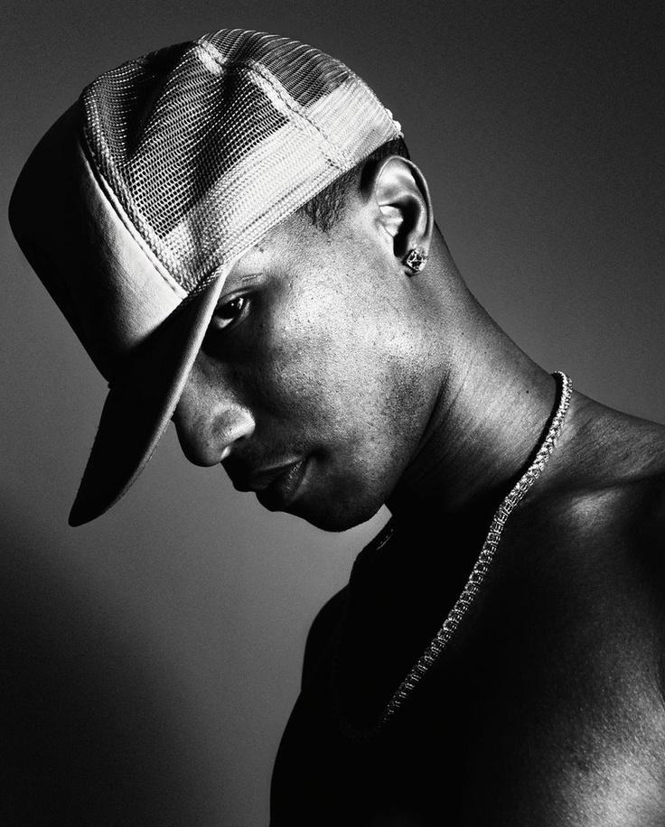 Pharrell Williams by Rankin