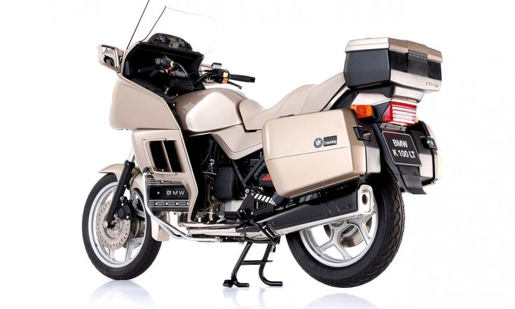 1986 BMW K100 LT 4