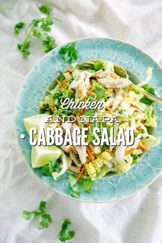 286 best real food dinner recipes images on pinterest chicken and napa cabbage salad forumfinder