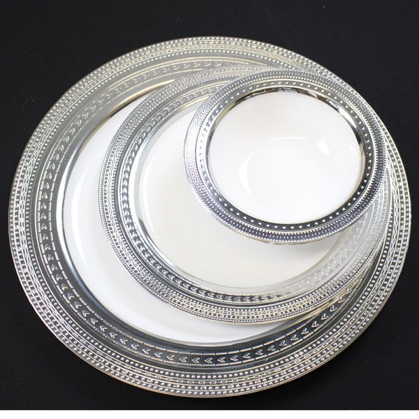 Disposable Fancy Plates Disposable Plastic Plates 60 Pack 30 X 10 25 Dinner And 30 Plastic Plates Wedding Fancy Plastic Plates Disposable Plastic Plates