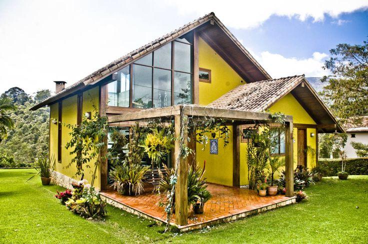 La vida es un sueño en esta #casa de #campo https://www.homify.com.co/libros_de_ideas/683214/la-vida-es-un-sueno-en-esta-casa-de-campo