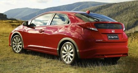 The 2013 Honda Civic DTi-S Diesel Hatchback #Honda #Civic #hatchBack #diesel #CarLoversPH
